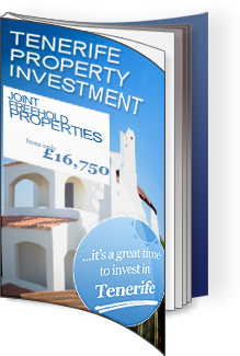 Tenerife property Investment